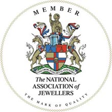 Member of the National Association of Jewellers - The Mark of Quality
