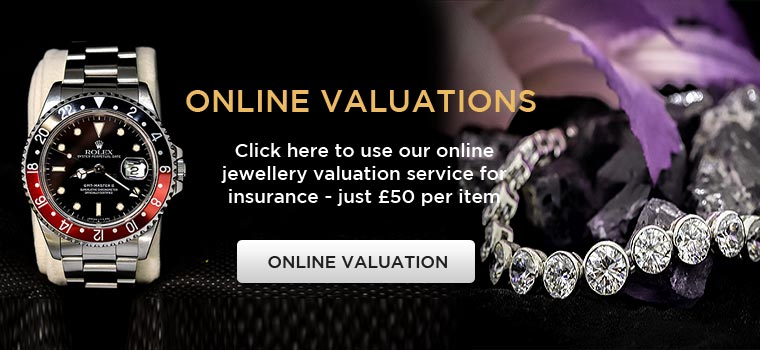 Online Valuations