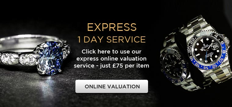 Express Online Valuation